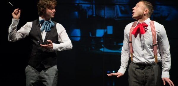 Premiéra divadelnej hry Lab.oratórium sexuality 30. októbra 2014
