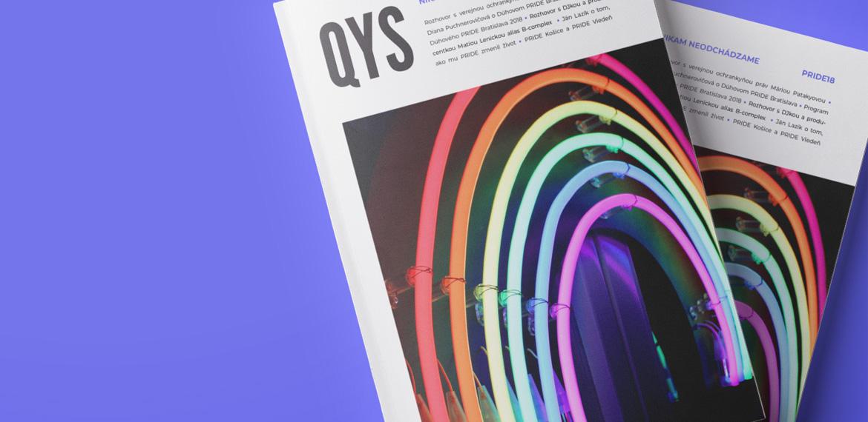 Prečítajte si nové číslo Magazínu QYS