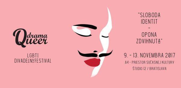 5. ročník divadelného festivalu Drama Queer 2017