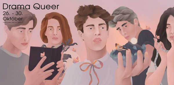 Drama Queer 2019 26. – 30.10.2019