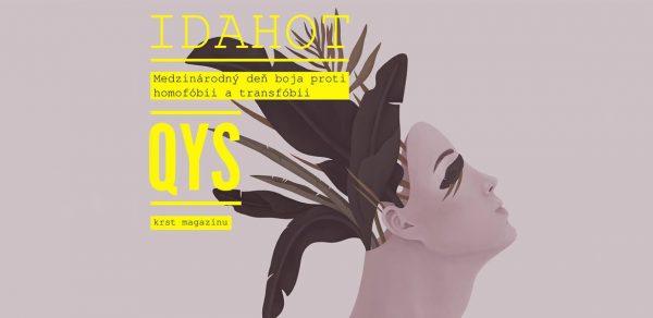 IDAHOT a QYS magazín 17.5.2019