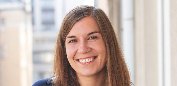 Katarína Franeková - poradenská psychologička