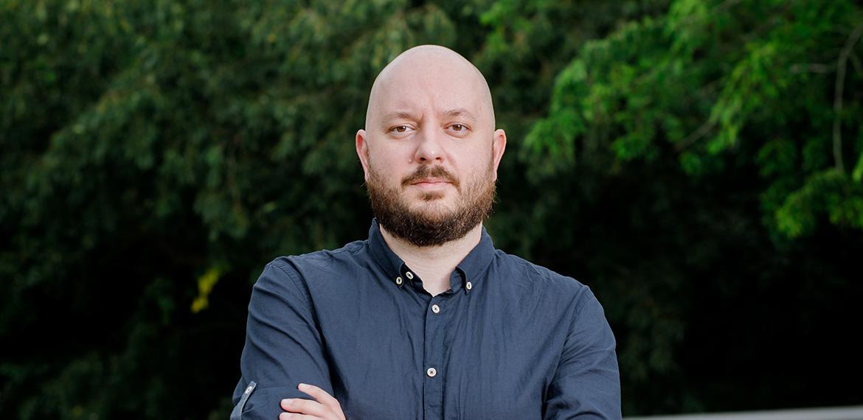 Martin Macko - výkonný riaditeľ Iniciatívy Inakosť